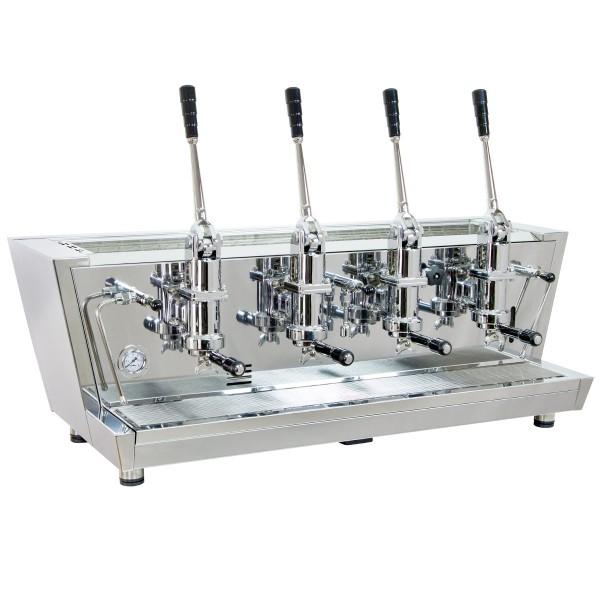 Espressomaschine Izzo Valchiria 4gr. Hebel PID