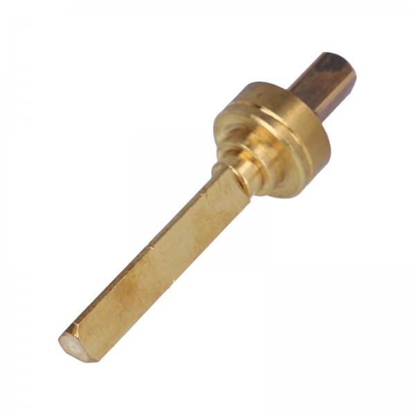 Auslaufventil Komplett - Dreieckigestift 62mm VBM