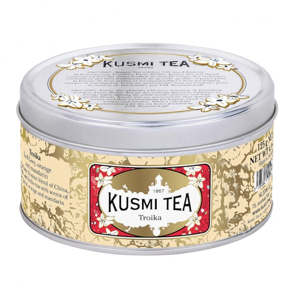 Kusmi Troika - 125g in Metalldose