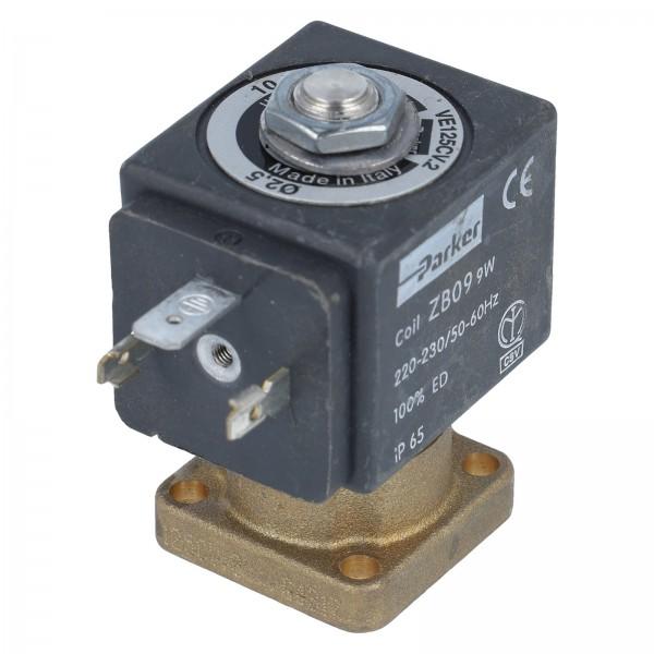 Magnetventil 2 Wege Parker 230V 50/60Hz