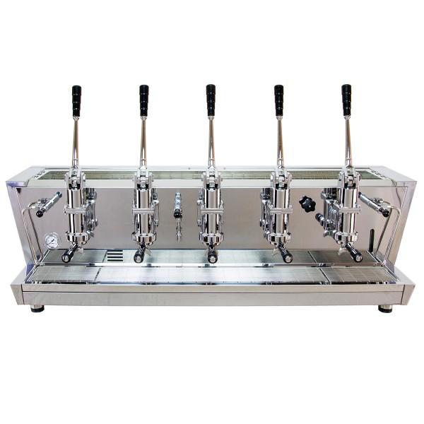 Espressomaschine Izzo Valchiria 5gr. Hebel PID