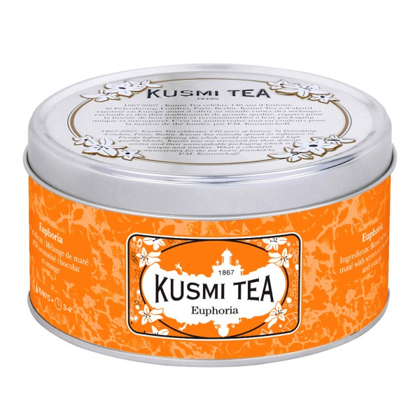Kusmi Euphoria - 125g in Metalldose