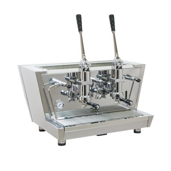 Espressomaschine Izzo Valchiria 2gr. Hebel PID