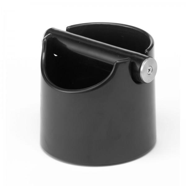 Abschlagbehälter Basic Schwarz