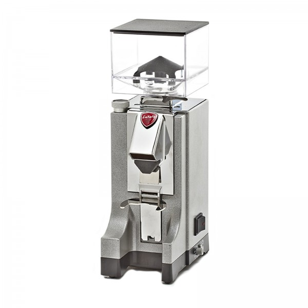 Espressomühle Eureka Mignon Istantaneo silber