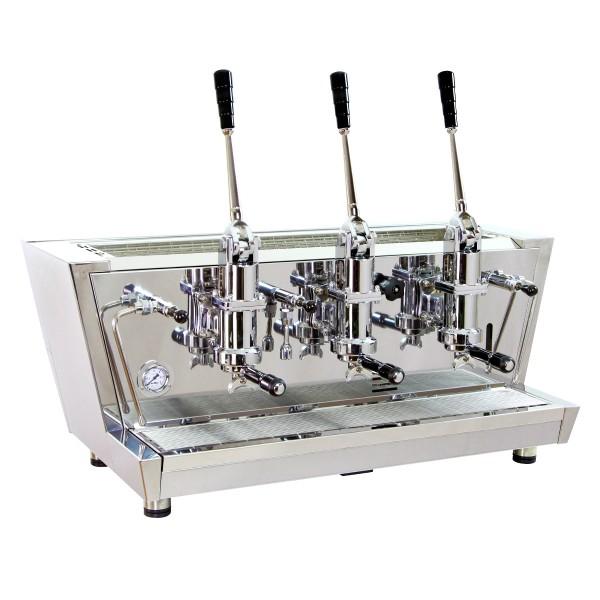 Espressomaschine Izzo Valchiria 3gr. Hebel PID