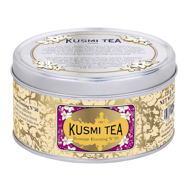 Kusmi Thé du Soir N°50/Abend Tee - 125 Metalldose
