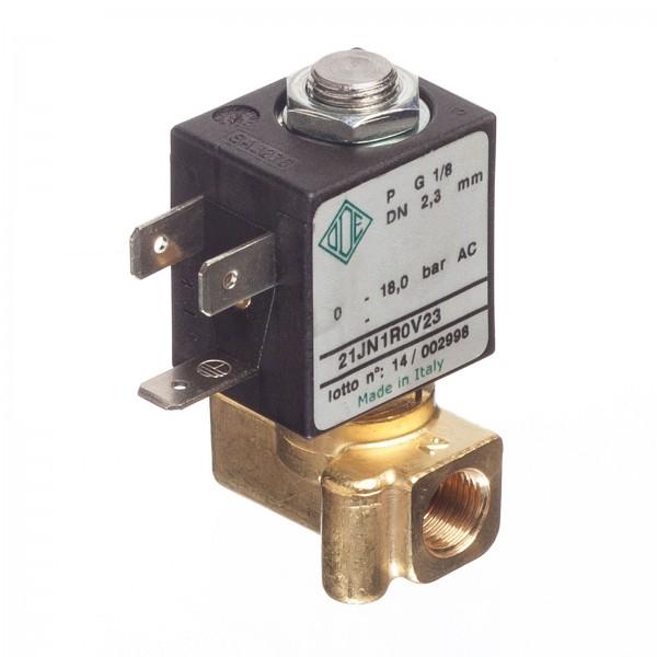 """Magnetventil 2 Wege Ode 1/8"""" 230V 5W/ A3 ISO, GEM"""