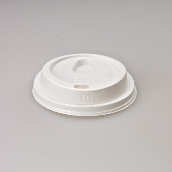 Bazzar Becher Deckel weiß 200|300ccm